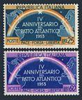 Italy 637-638 mlh