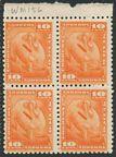 Mexico Postal Savings Mi P2 block/4