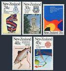 New Zealand 771-775