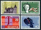 Switzerland 365-368