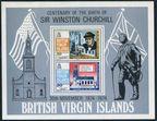 Br Virgin 278-279, 279a sheet